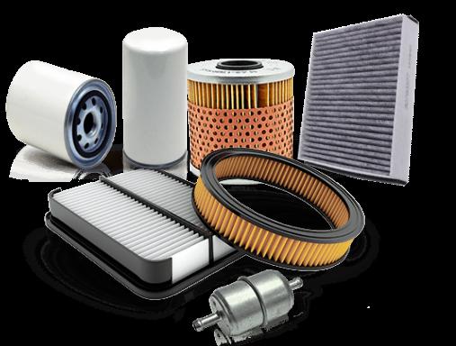 انواع مختلف فیلتر هوا | انواع فیلتر هوای خودرو