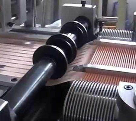 ساخت خط تولید فیلتر هوا