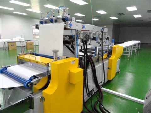 دستگاه چین کن کاغذ