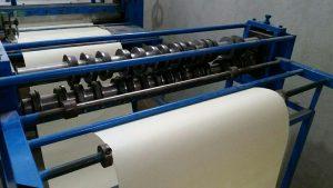 چین کن کاغذ فیلتر هوا