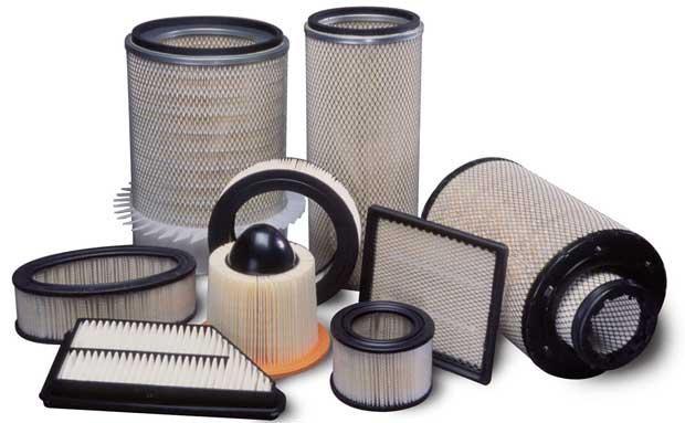 اخذ استاندارد فیلتر هوا