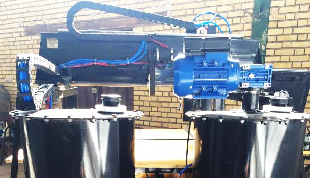 آنچه باید در مورد دستگاه تولید فیلتر هوا بدانید!